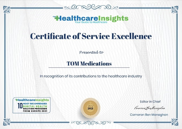 ommedications-certificate-of-service-excellence
